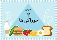 پاورپوینت خوراکی ها(سفیران سلامت)